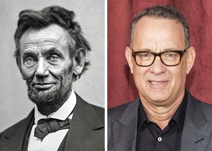 Том Хэнкс — Авраам Линкольн