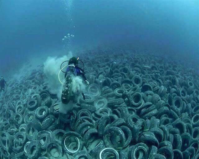 загрязнение планеты