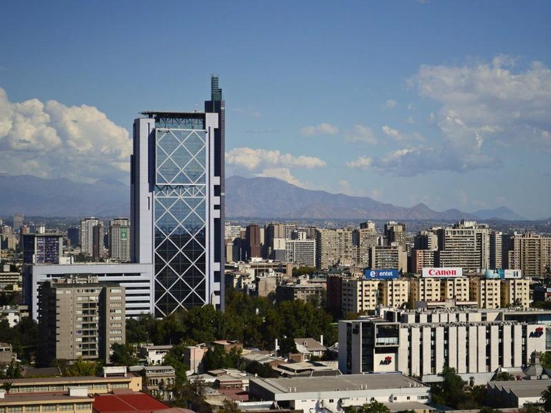 Чилийская штаб-квартира Movistar