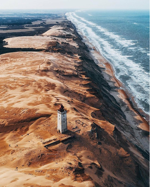 Золотое побережье Дании