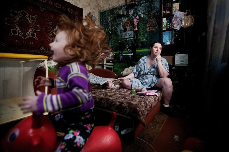 Местная семья, Антон Уницин, Россия