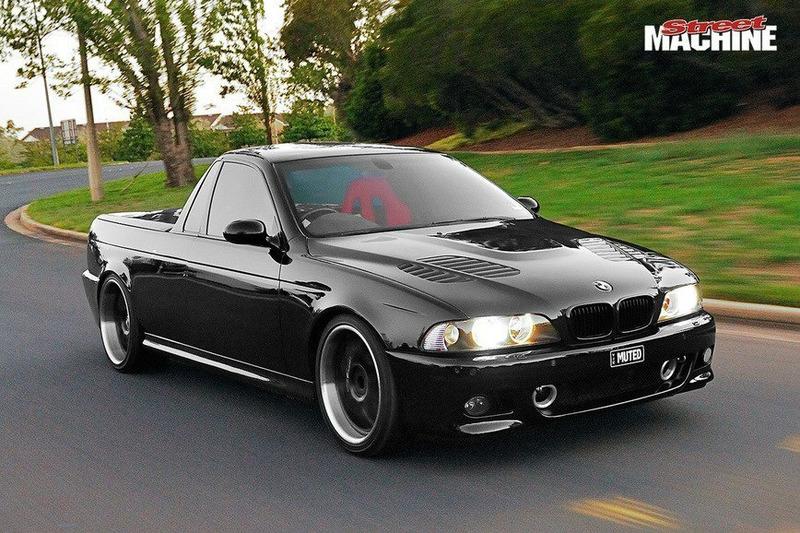 BMW M5 E39 Пикап