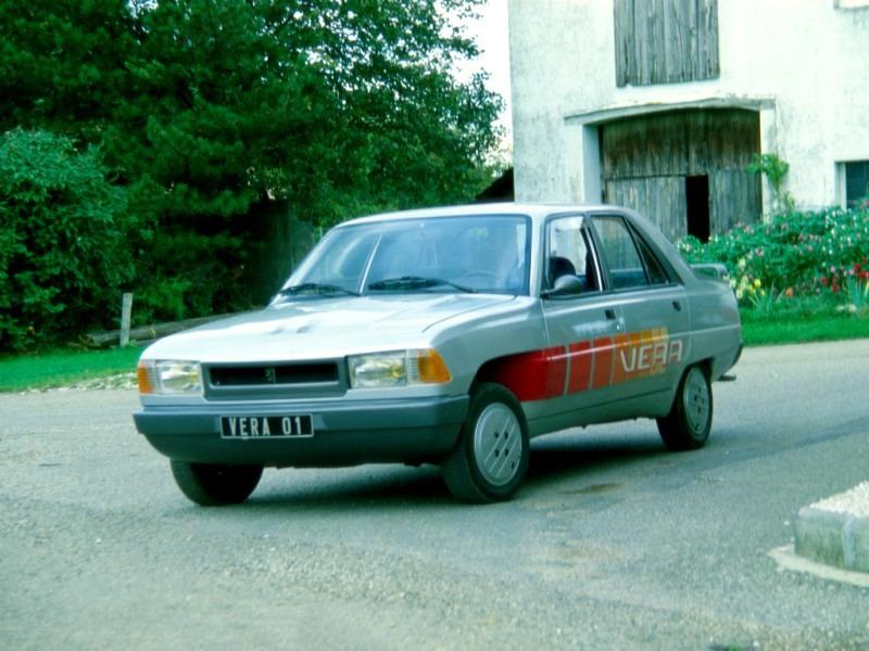 Peugeot VERA