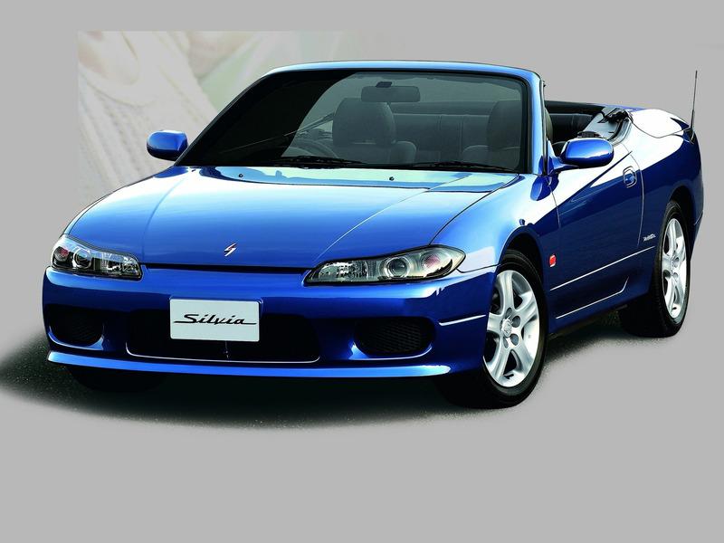 Nissan Silvia Varietta