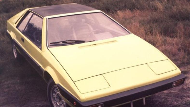 автомобиль FSO Coupe 1300