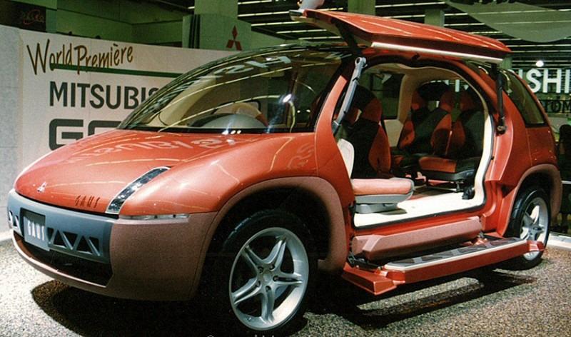 Mitsubishi Gaus