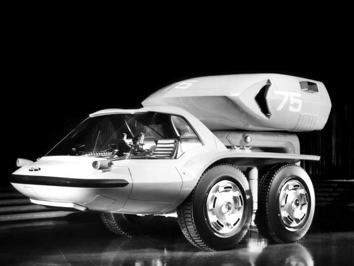GM Bison Concept
