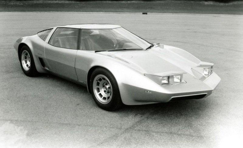 Chevrolet Corvette 4-Rotor