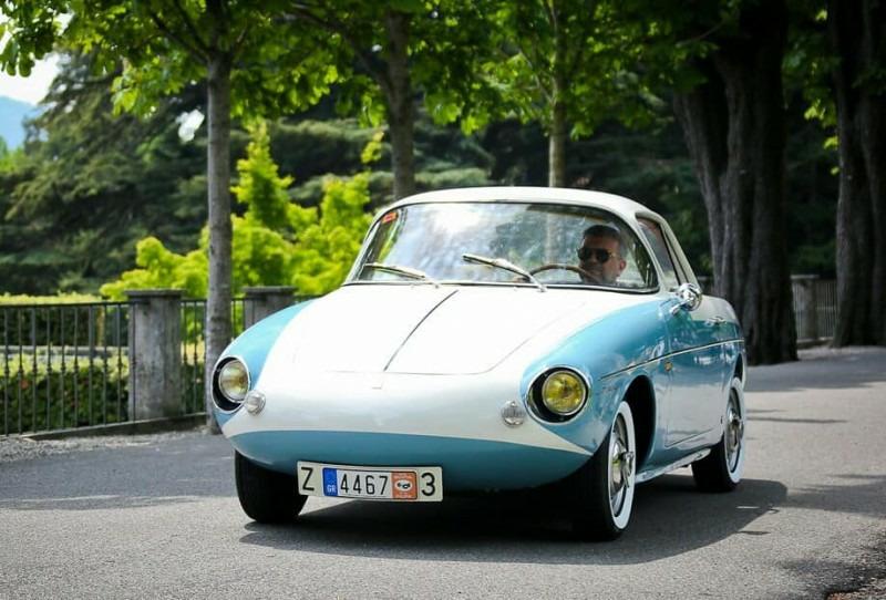 Seat Nardi 750 GT