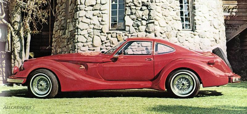 Легковой автомобиль Kanzler Coupe