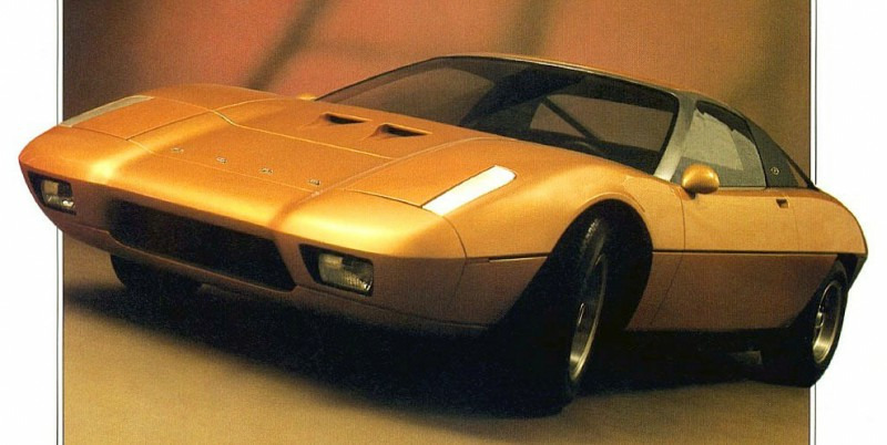 Ford GT-70 Turin Concept