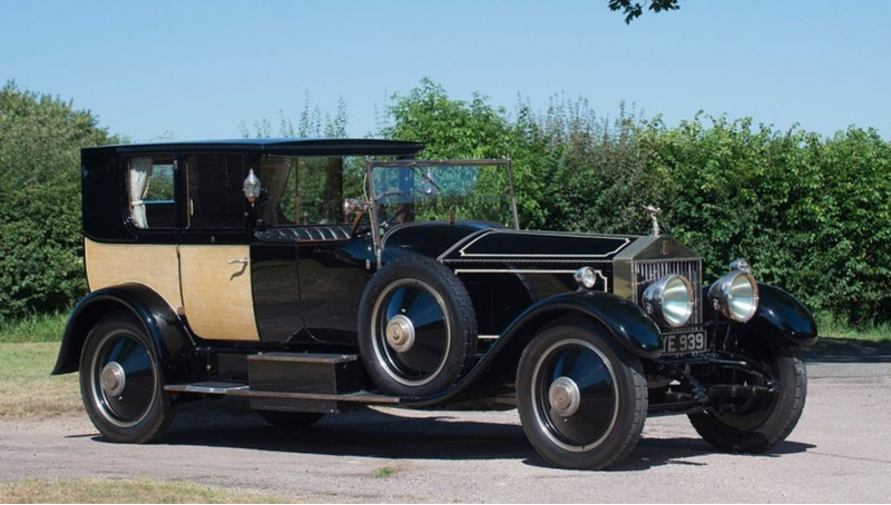 Rolls-Royce Phantom Фантом Любви