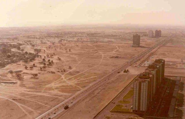 Дубай, 1990
