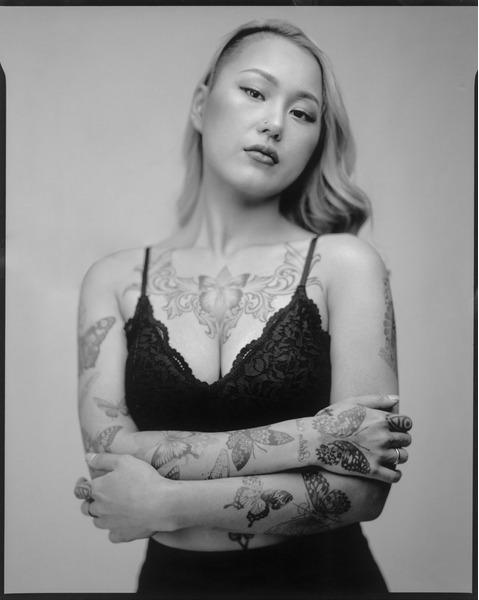 Татуировки жителей Южной Кореи