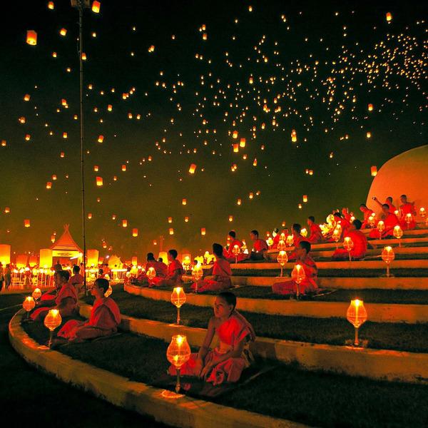 Чиангмай, Тайланд