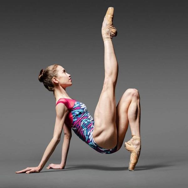 Портреты балерин
