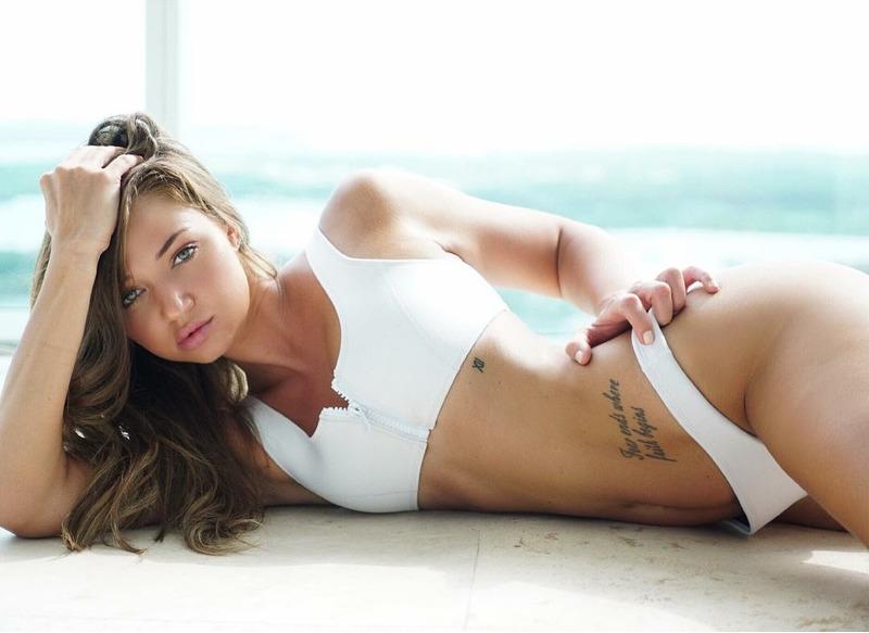 Sexy Erika Costell