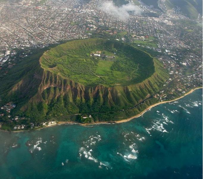Даймонд Хед (Гавайи, США)