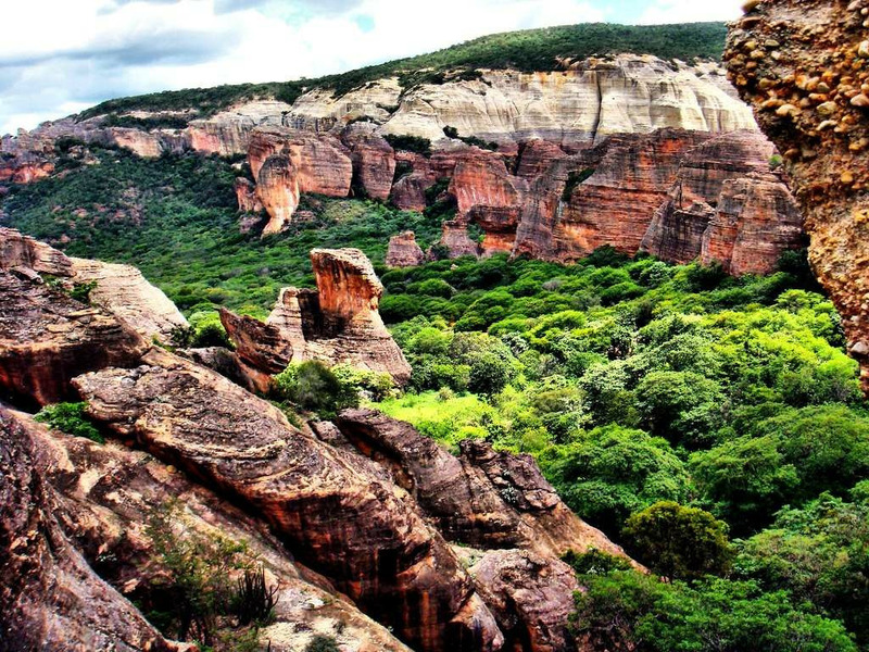 Национальный парк Серра-да-Капивара