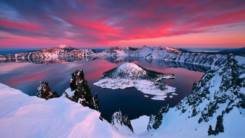 Национальный парк Озеро Крейтер