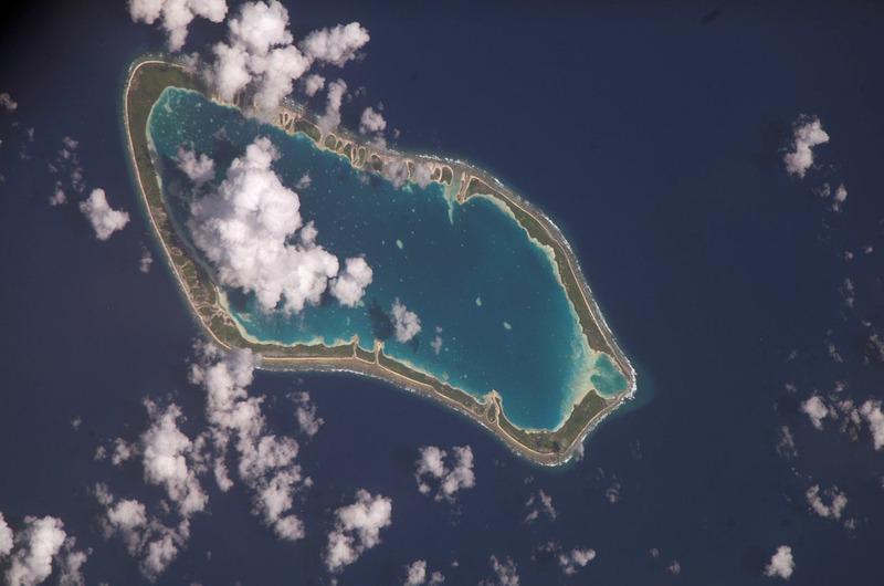 Орона (Orona) — атолл в архипелаге Феникс