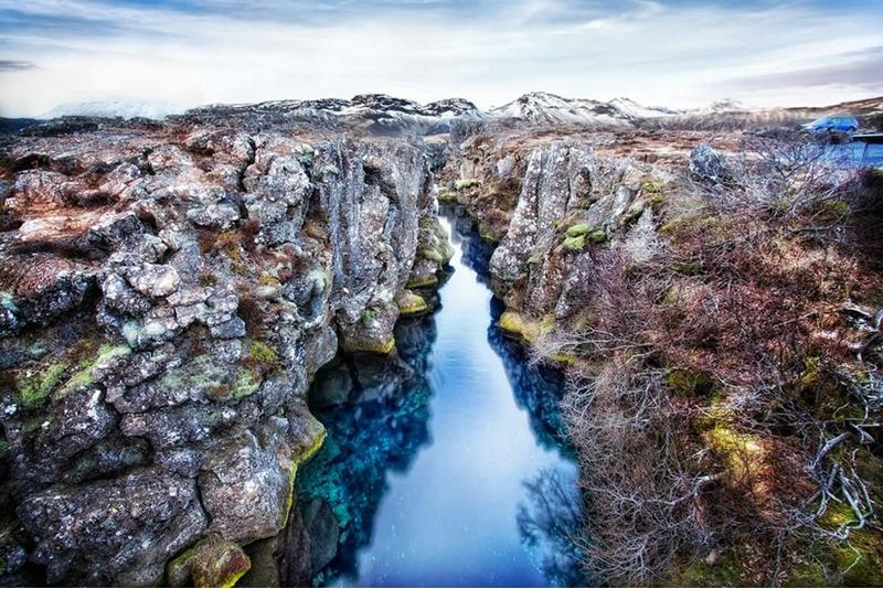 Национальный парк Тингвеллир, Исландия