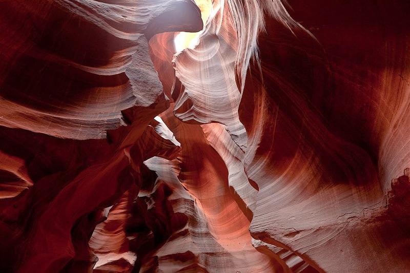 Каньон Антилопы (Antelope Canyon)