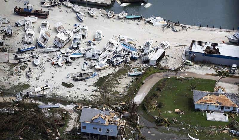 Ураган Дориан (Hurricane Dorian)