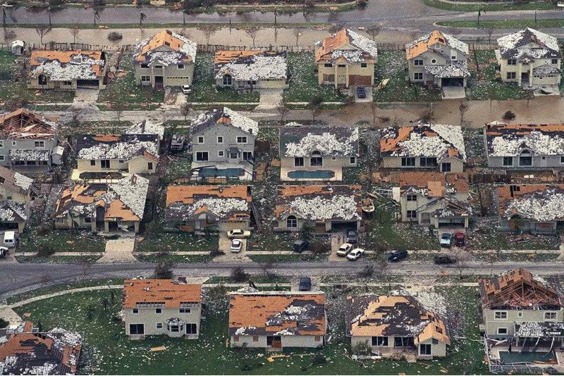 Ураган Эндрю (Hurricane Andrew)