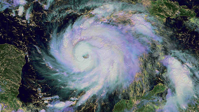 Ураган Митч