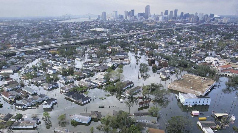 Ураган Катрина