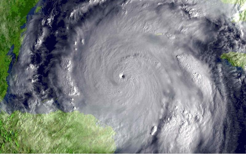 Ураган Вильма