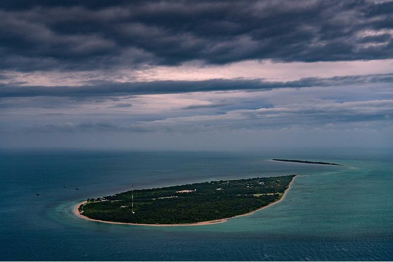 Острова Торрес