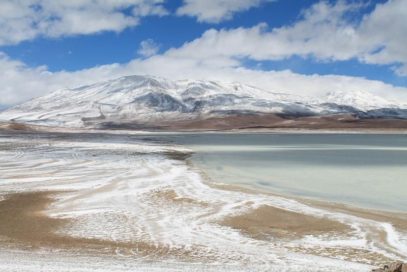 Озеро Лагуна-Бланка