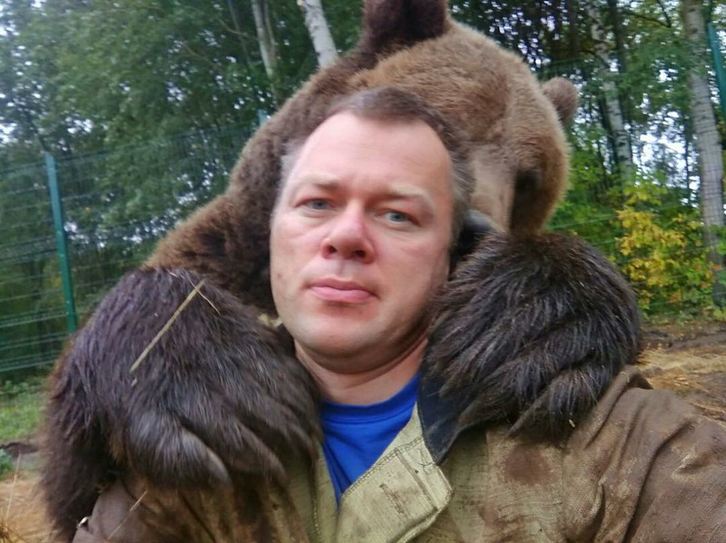 Медведь Мансур