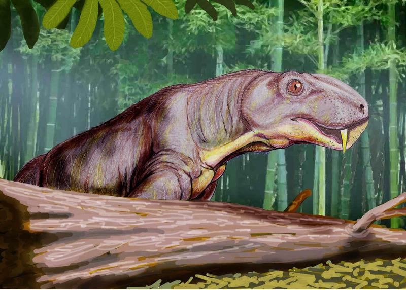 Завроктон (Sauroctonus — убивающий ящериц)