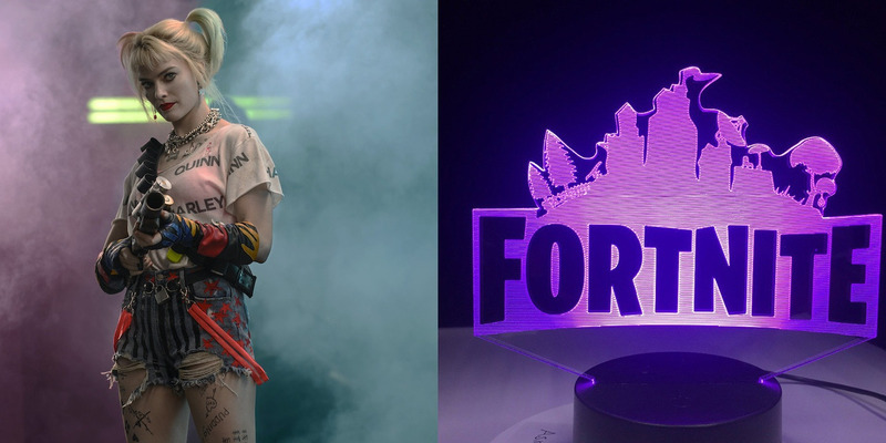 Харли Квинн появится в Fortnite