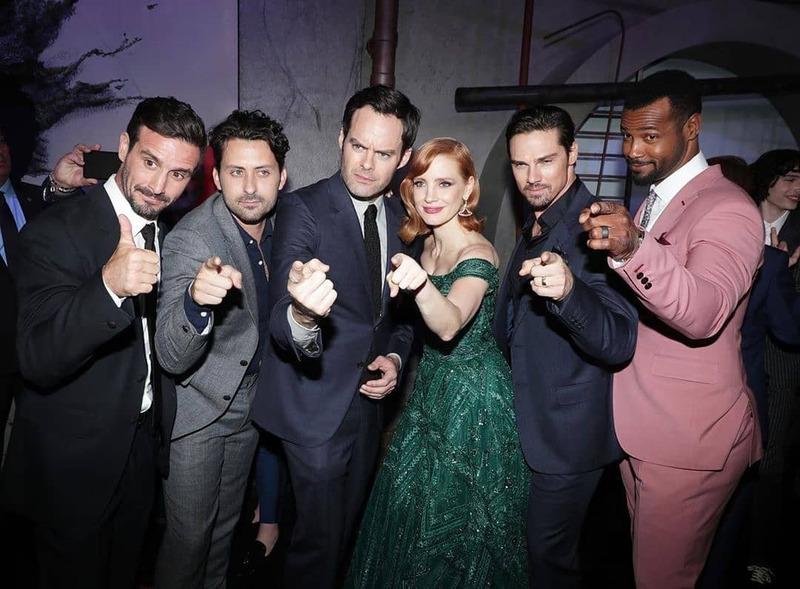 Фото с мировой премьеры фильма «Оно 2» в Лос-Анджелесе.