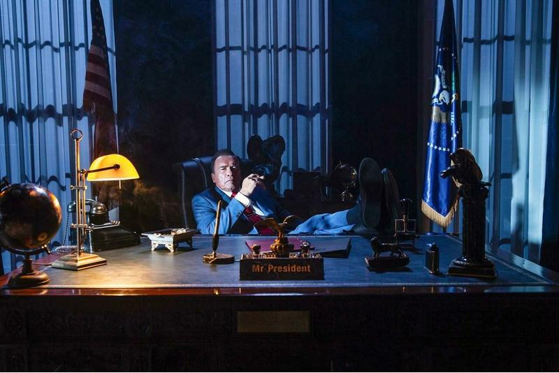 Арнольд Шварценеггер сыграет президента США в фильме Kung Fury 2
