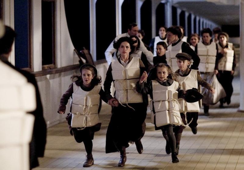 Титаник: Кровь и сталь (2012)