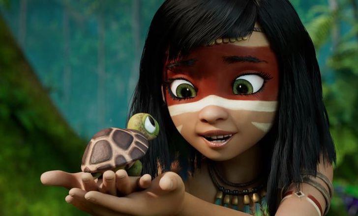 Айнбо. Сердце Амазонии (2021)