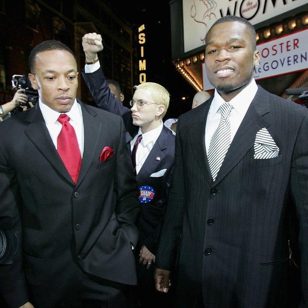 50 Cent, Dr. Dre,