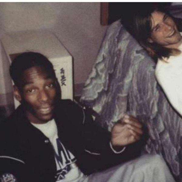 Snoop Dogg с Куртом Кобейном