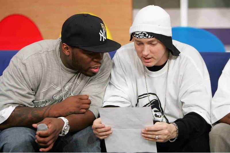 50 Cent и Eminem