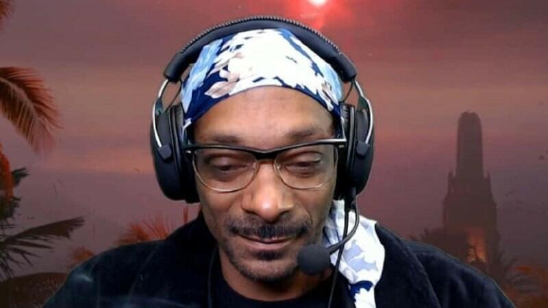 Snoop Dogg четыре дня стримил без звука