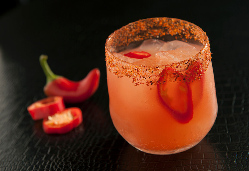 Вампиро (Vampiro) коктейль