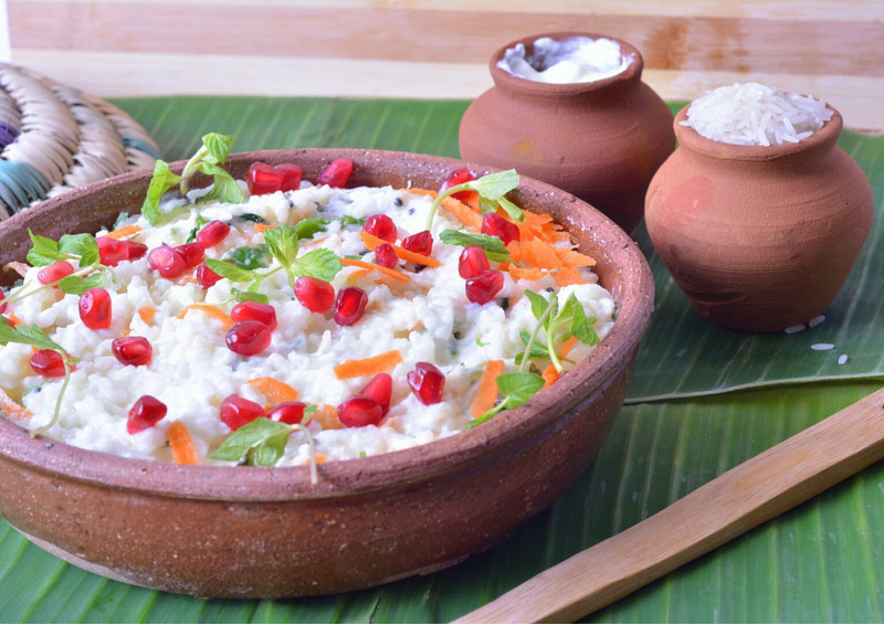 Творожный рис или Йогурт с рисом