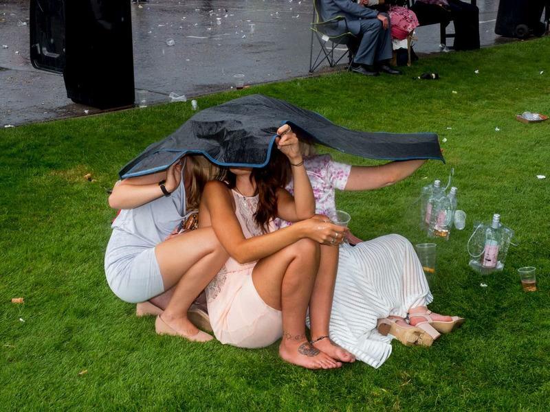Пьяные Британцы