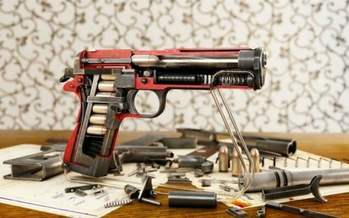 Colt 1911 .45 Caliber
