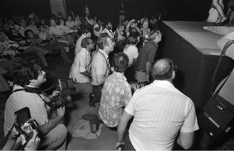Стриптиз-клубы Чикаго 70-х годов